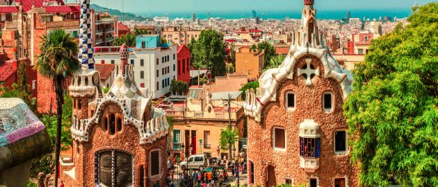 Spanija-Barcelona-Guell