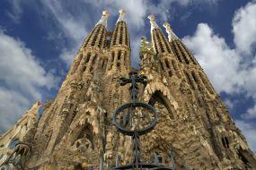 španija-Barcelona-Sagrada Famillia