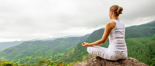 Šrilanka-meditacija