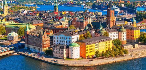 Stockholm - Švedska