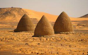 Sudan-dongola piramide