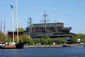 Švedska-Stokholm-Vasa muzej