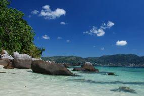 Tajske plaže