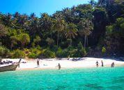 Tajska-tropska plaža