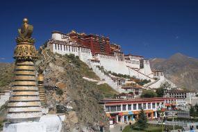 Tibet-Palača Potala