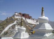 Tibet - samostani
