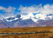 Tibet-vlak
