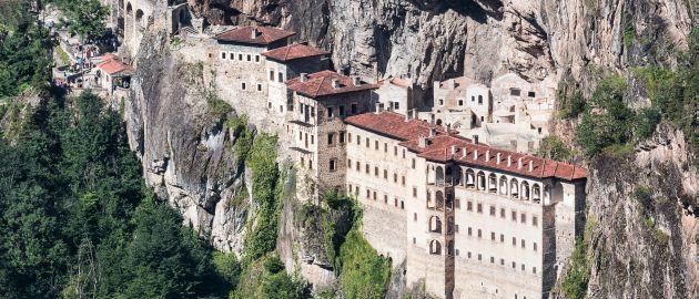 Turčija Vzhodna- Sumela samostan