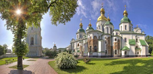 Ukrajina-Kijev-katedrala sv Sofije