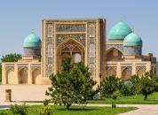 Uzbekistan -  Mošeja v Taškentu
