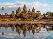 Vietnam-Angkor Wat Temple