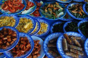 Vietnam - hrana je zelo okusna