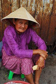 Vietnam - portret