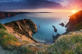 Wales potovanje