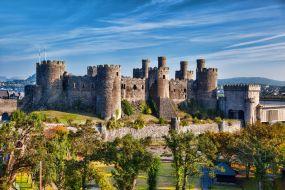 Wales-Conwy grad