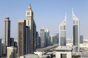 ZAE – Dubai – potovanje