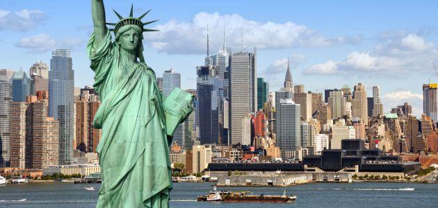 ZDA - New York