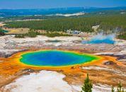 ZDA-Yellowstone-nacionalni park