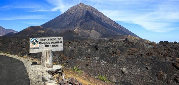 Zelenortski-otoki-vulkan Fogo
