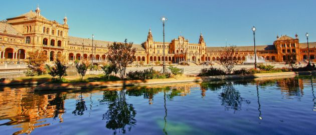 Španija-Sevilla-plaža Espana