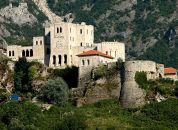 Albanija-Kruje-trdnjava
