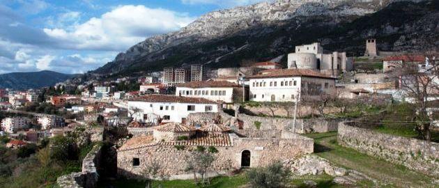 Albanija-Kruje