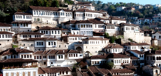 Albanija- Berat