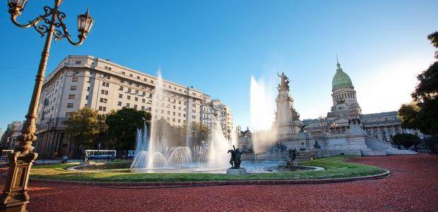 Buenos Aires-Kongresna palača