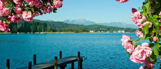 Vrbsko jezero-Celovec