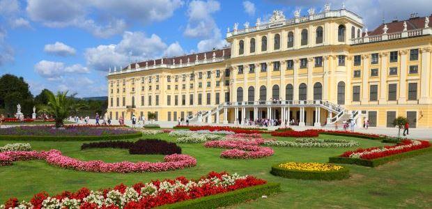 Dunaj-Palača Shoenbrunn
