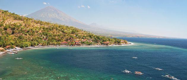 Indonezija - Bali - Amed Bayb