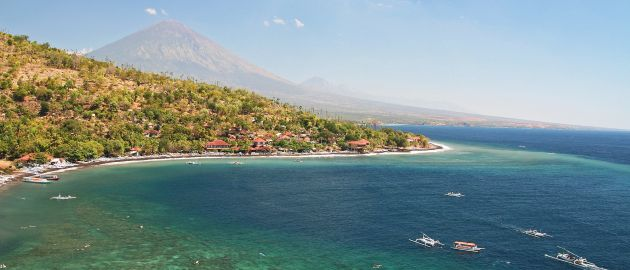 Indonezija - Bali-Amed Bayb