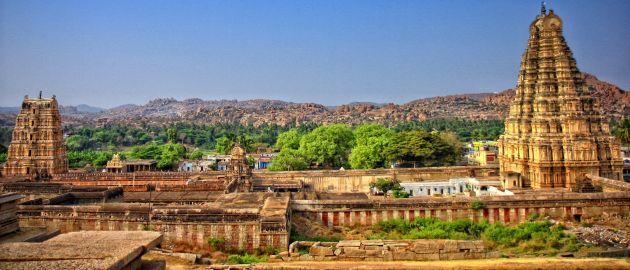 Indija-Hampi-tempelj