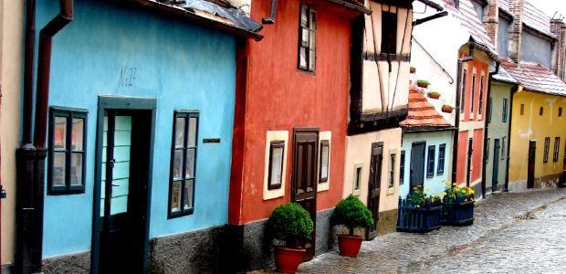 Češka-Praga, Jewish Eyes