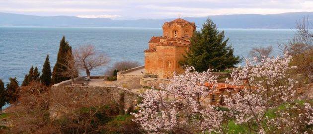 Makedonija-Ohridsko jezero