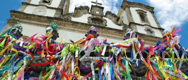 Salvador-cerkev