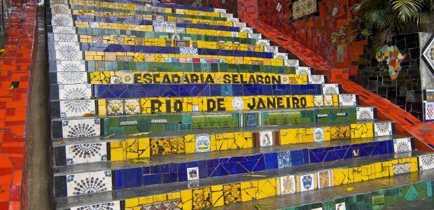 Brazilija-stopnice