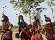 Burkina Faso- Zmajev plles