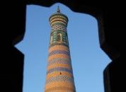 Uzbekistan-Minaret