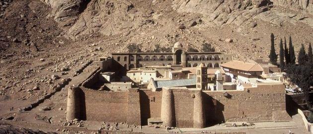 Sinaj-Samostan Sveta Katarina