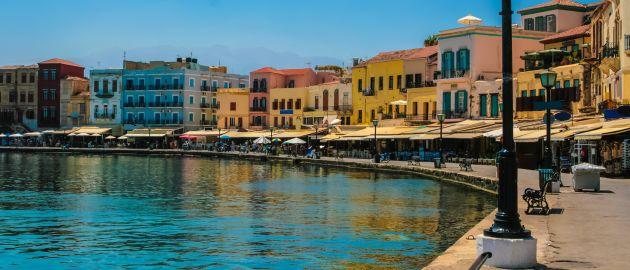 Grčija-Kreta-Chania mesto