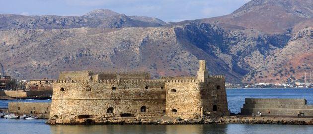 Grčija-Beneška trdnjava-Heraklion