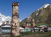 Gruzija Armenija Svaneti