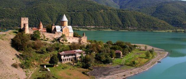 Klasična Gruzija in Armenija