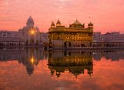 Indija-Amritsar-Zlati tempelj