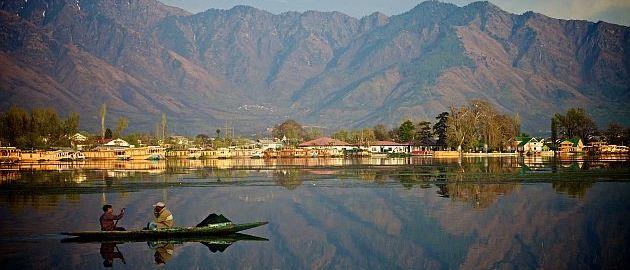 Indija-Iskanje pravi Shangri-La-Kašmir