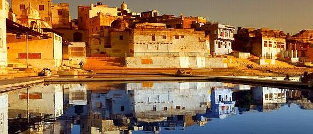 Indija-Klasična Indija Puškar