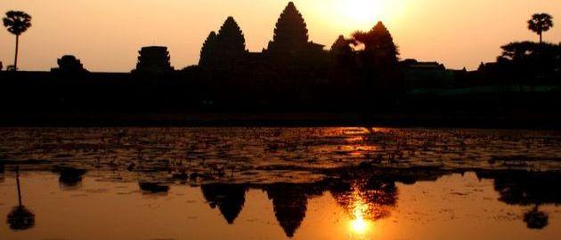 Kambodža-Angkor wat