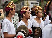 Indonezija - Bali domačini