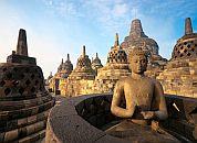 Indonezija-Tempelj Borubudur